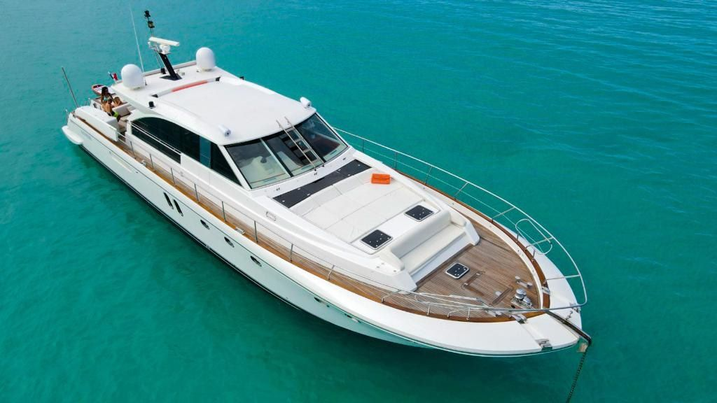 Boat St Martin Couach Yachts 2100 Open