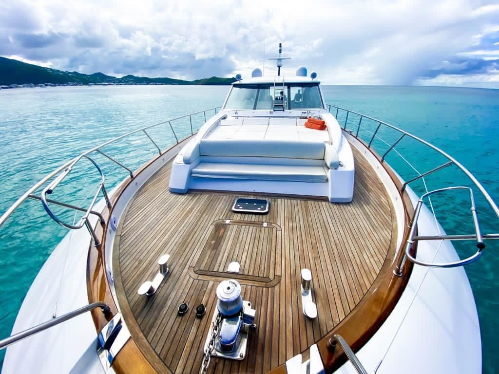 Luxury Private Boat Tours Saint Martin