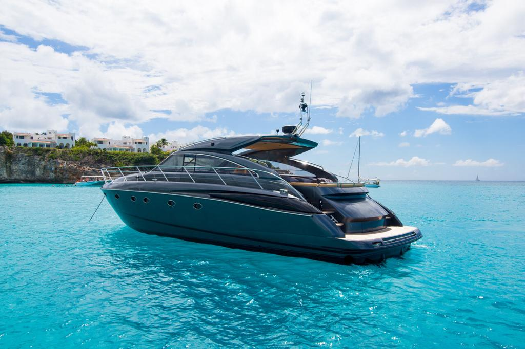 Caribbean marines Luxury Boat Charters Princess V53r